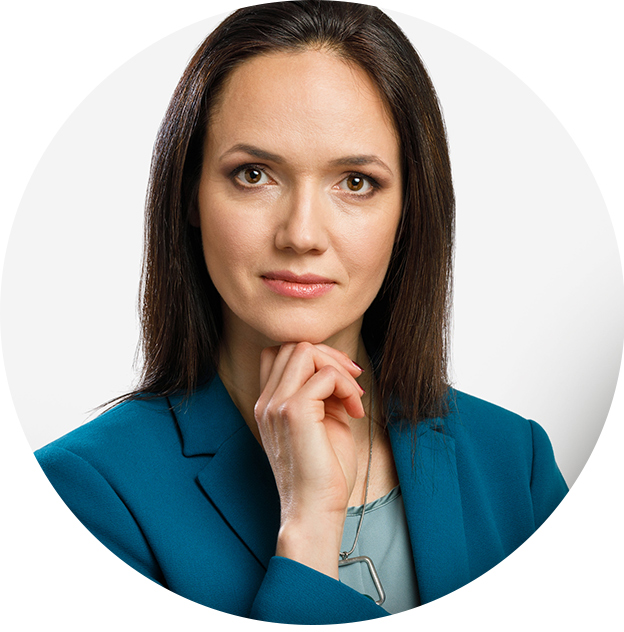 Karina Wiszniewska-Wąsik, psycholożka, zajmująca się wsparciem w rozwiązywaniu konfliktów związanych z pracą