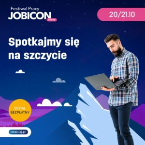 Festiwal Pracy JOBICON 2021